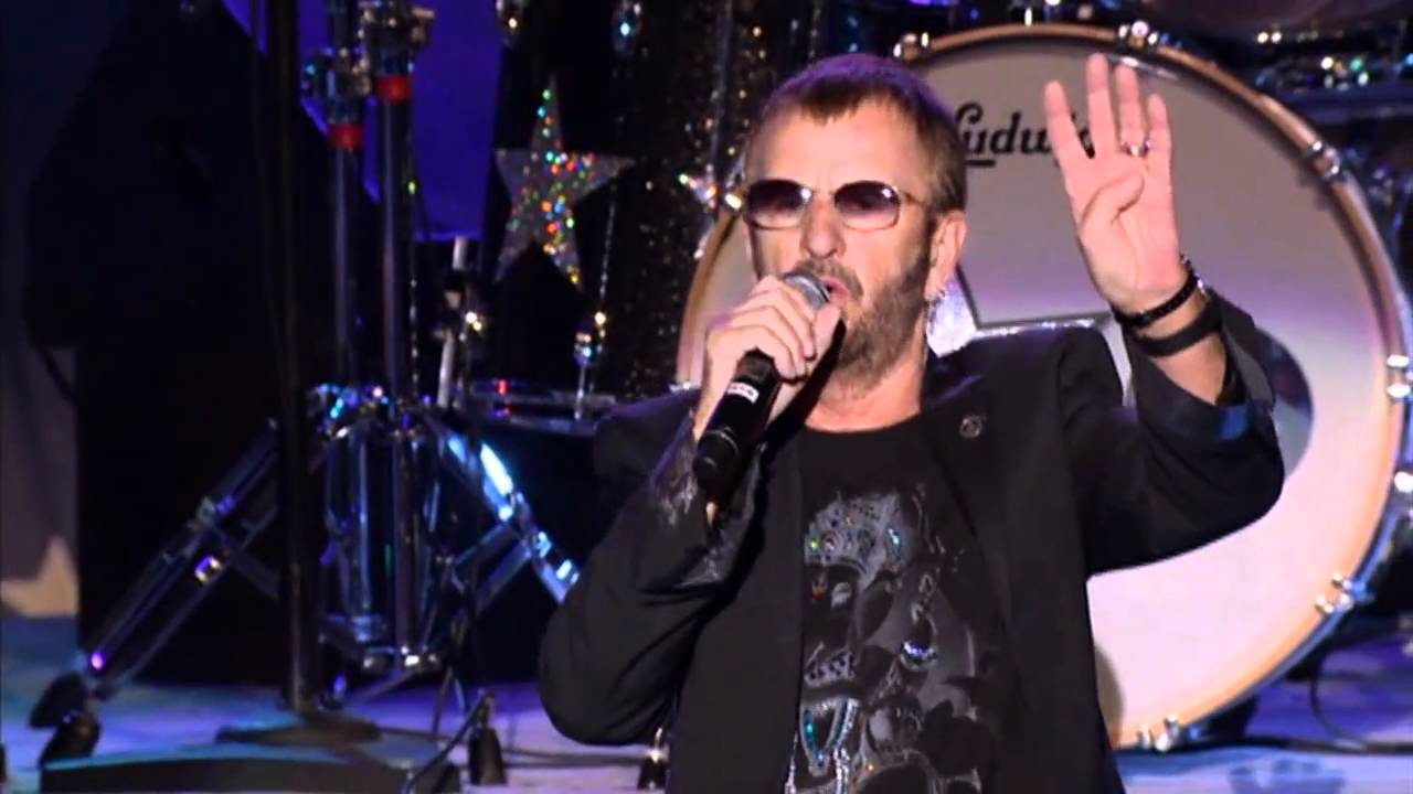 ringo starr live at the greek theatre 10 liverpool 8 youtube. Black Bedroom Furniture Sets. Home Design Ideas