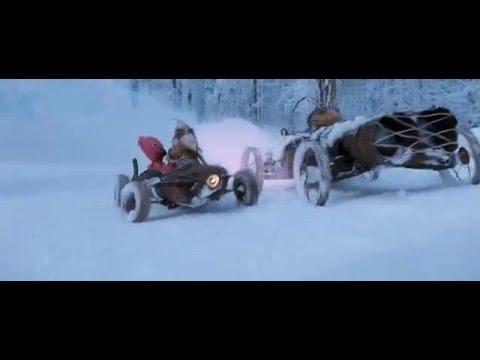 Kuky se vrací - winter (only music) - music by Michal Novinski