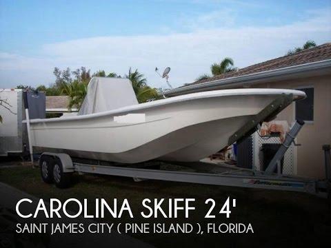 [SOLD] Used 2007 Carolina Skiff 258 DLV in St. James City, Florida