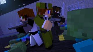 """Hunterz : épisode 3 / saison 2 """"De moins en moins de zombies ..."""""""