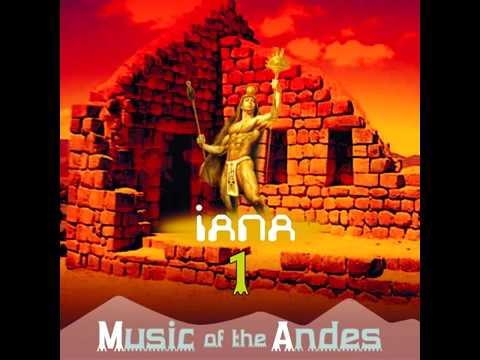 Iana -  of The Andes Vol I - Nazca