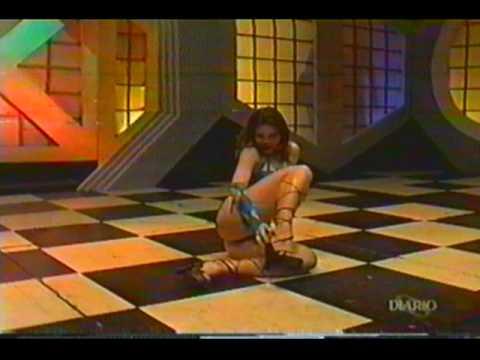 tigresa ellen show azul 2