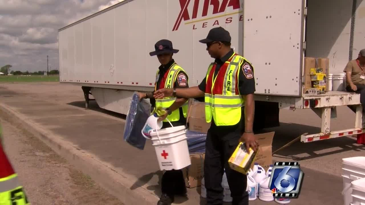 Red Cross continues victim assistance in Kingsville