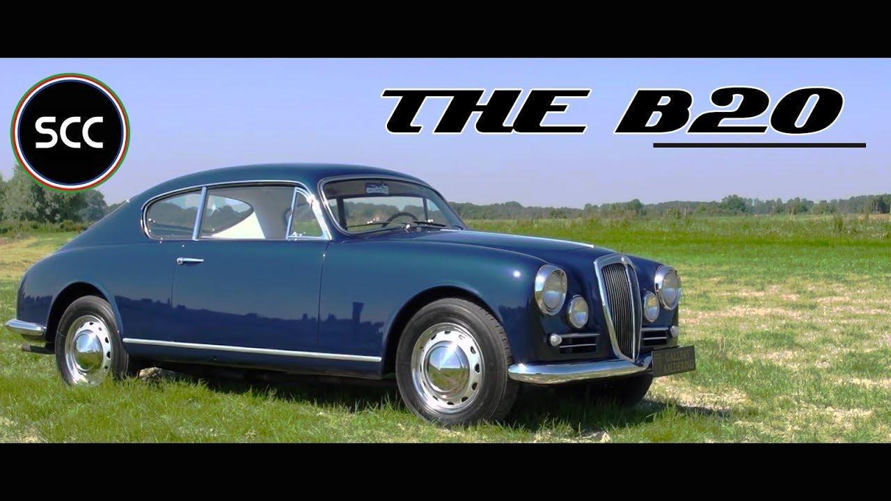 LANCIA AURELIA B20 GT S6 1957 - Test drive in top gear | SCC TV ...