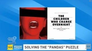 Solving the 'PANDAS' puzzle