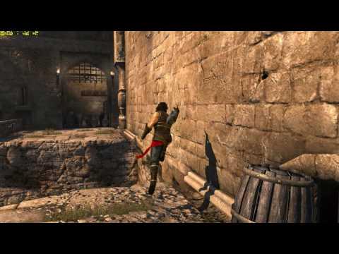 Prince of Persia The Forgotten Sands SLI GTX 480 Max settings FULL HD GameVicio