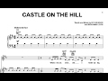 Castle On The Hill Sheet Music Ed Sheeran