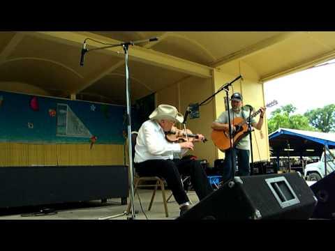 Leon Ranney - 2012 Ukiah Fiddle Contest - Open Division