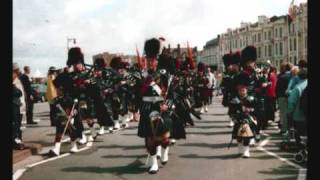 liverpool bands the purple sons of derry.everton pipe band .lilly & rose .liverpool proddy boys