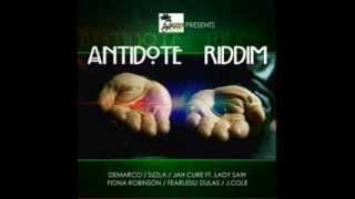 [Antidote Riddim] 2013 mix!! Demarco ft Ishawna, Jah Cure- Lady Saw, & Sizzla.  (Dj CashMoney)