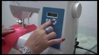 Электронная швейная машина Singer Brilliance 6160(Полный Обзор, Описание, а также Характеристики и Отзывы швейной машины Singer Brilliance 6160, можно прочитать по..., 2014-07-01T08:29:57.000Z)