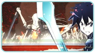 Kirito vs Skull Reaper Full Fight