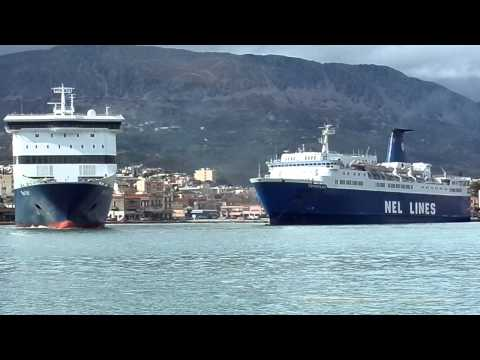 BLUE STAR 1 & THEOFILOS - Chios