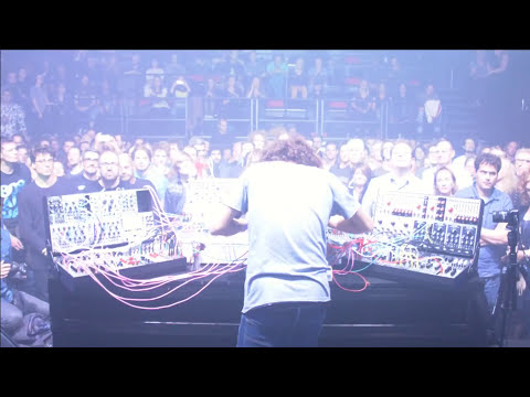 Colin Benders -- Live at the Amsterdam Dance Festival [Electronic] (2016)