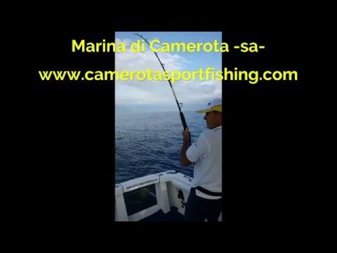 Marina di Camerota - Centro Pesca  CamerotaSportFishing