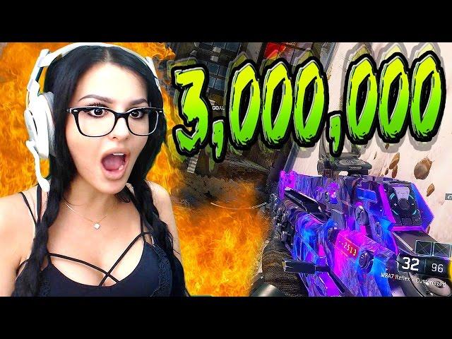 WE HIT 3,000,000!