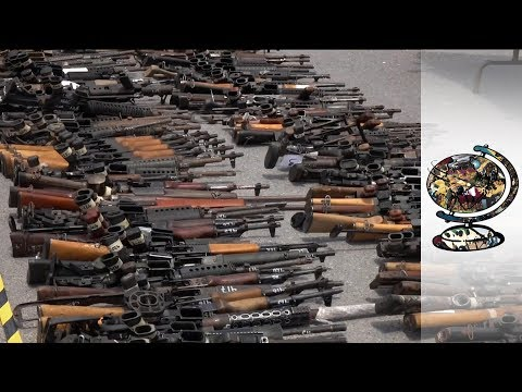 How Mexican Cartels Exploit America's Gun Laws