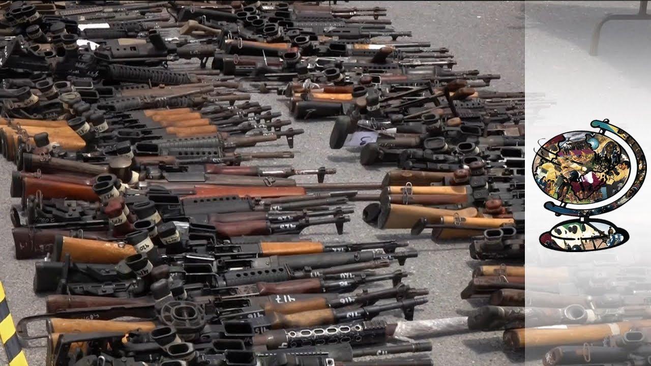 Download How Mexican Cartels Exploit America's Gun Laws