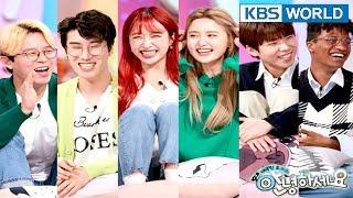 Guests : Tony An, EXID, San E, Han Hyunmin, Jung Seunghwan[Hello Counselor/ENG,THA/2018.04.09]