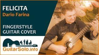 Felicita  - Guitar Cover (Fingerstyle)