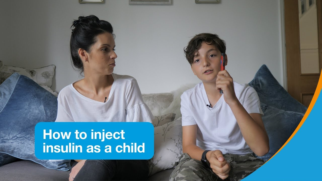 Download How To Inject Insulin As A Child   7 Simple Steps   Diabetes UK