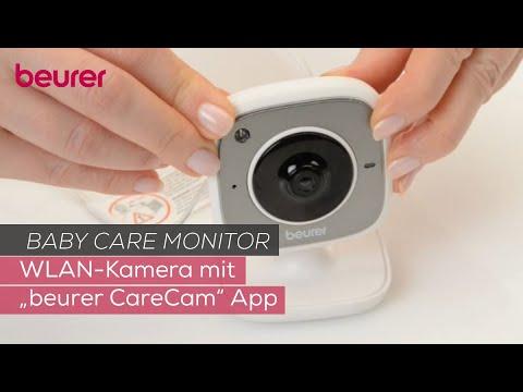 Quick Start Video zum Baby Care Monitor BY 88 von Beurer