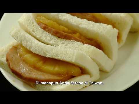 Surga Vegetarian di Taiwan / Vegetarians Find Paradise in Taiwan