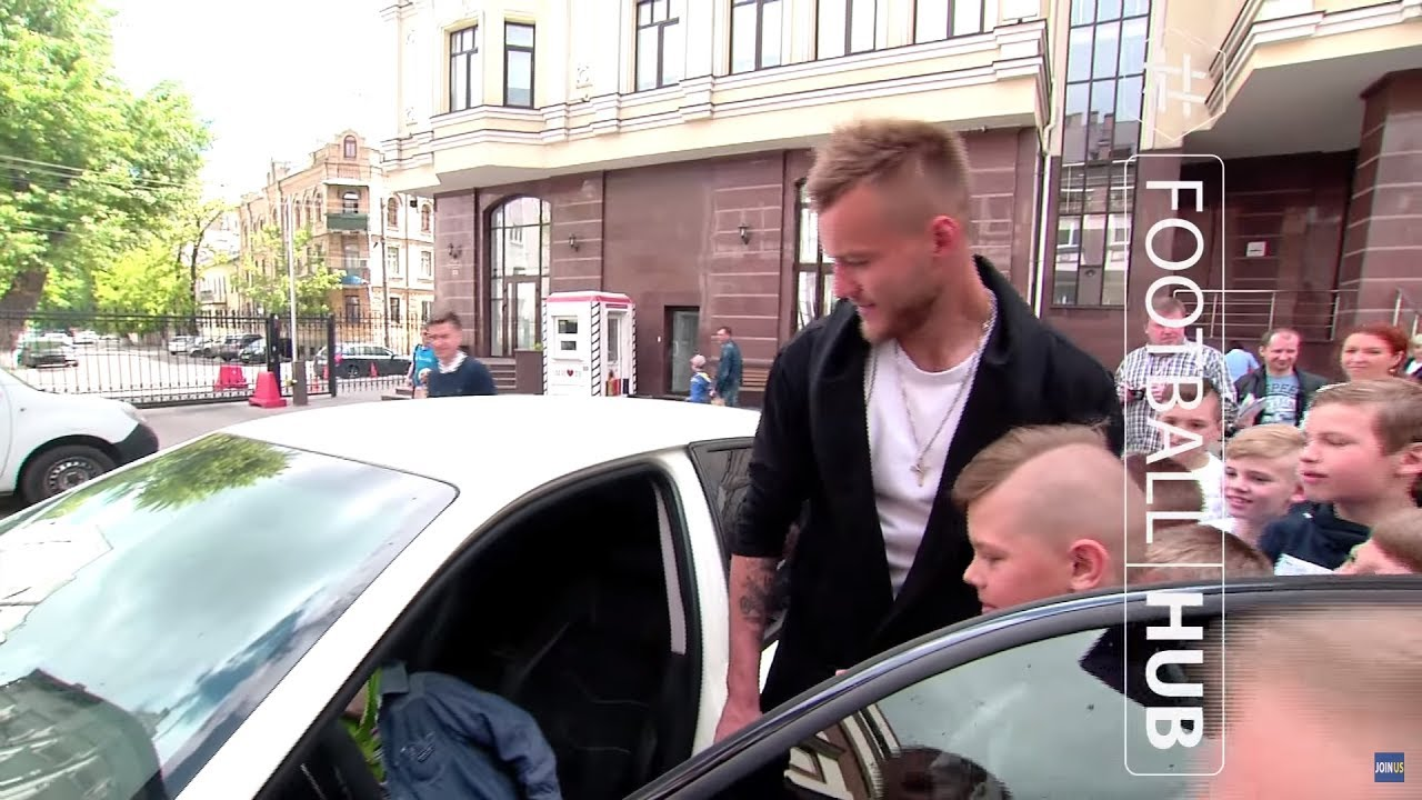 Андрей ярмоленко машина