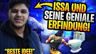 GHOST ISSA and its GENIALE Invention😂 | DerNico SHAVEd in the tournament😱| Fortnite Highlights English