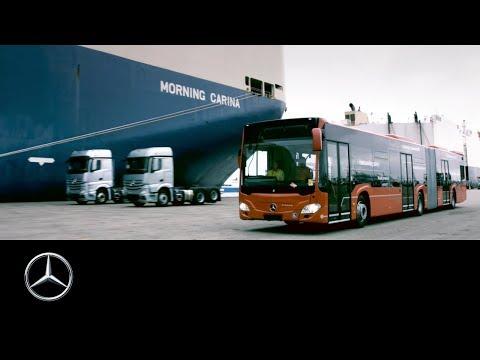 Mercedes-Benz Buses | Citaro G RHD Japan [JP]