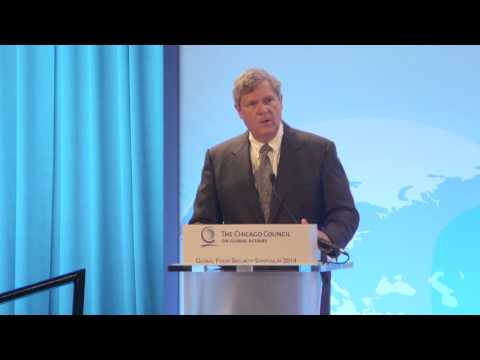 """Agriculture Secretary Tom Vilsack, """"Climate Smart Solutions for Agriculture: What"""