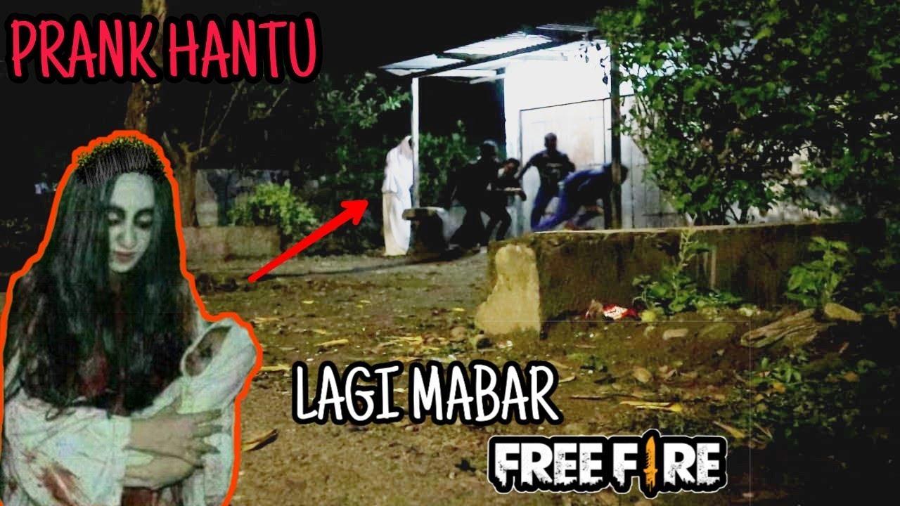 Download The real Prank pocong ! Kabur  woi 🤣 DI jamin ngakakk