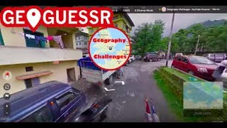 Geoguessr - 15 Country Streak Attempt