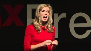 Leaning into your life: Kathy Freston at TEDxFremont