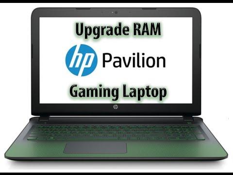 How-to Upgrade RAM on HP Pavilion 15 - Gaming Laptop - Tutorial - ZanyGeek