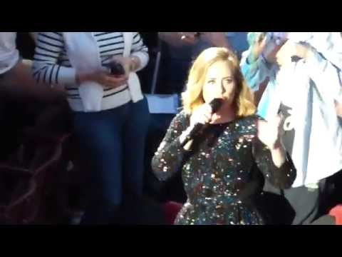 Adele Arena di Verona 28 may 2016 - Hello...
