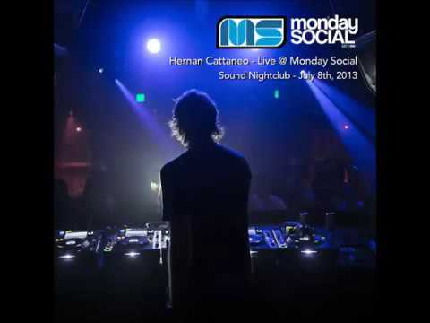 Hernan Cattaneo Live @ Monday Social Nightclub July 8th 2013