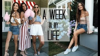 A WEEK IN MY LIFE: 2 | Hamptons 4th Of July + Casual NYC Days