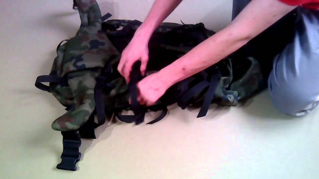 9bbc2924be9bd ApokalipsaTV Zasobnik piechoty górskiej wz 987 - YouTube