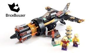 Kijk Lego Ninjago 70747 Boulder Blaster filmpje