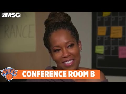 Interview with Actress Regina King
