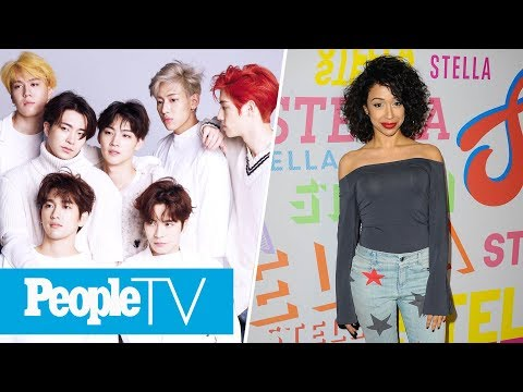 GOT7 On The Wildest Thing A Fan Has Done, Liza Koshy Dishes On Her Scripted Series | PeopleTV