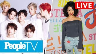 GOT7 On The Wildest Thing A Fan Has Done, Liza Koshy Dishes On Her Scripted Series | LIVE | PeopleTV