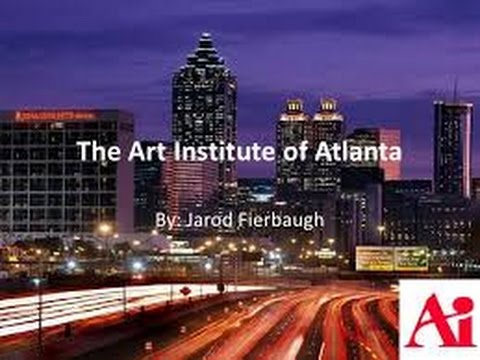 Art Institute of Atlanta /vlog