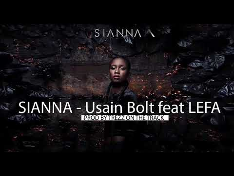 Music video Sianna - Usain Bolt (feat. Lefa)