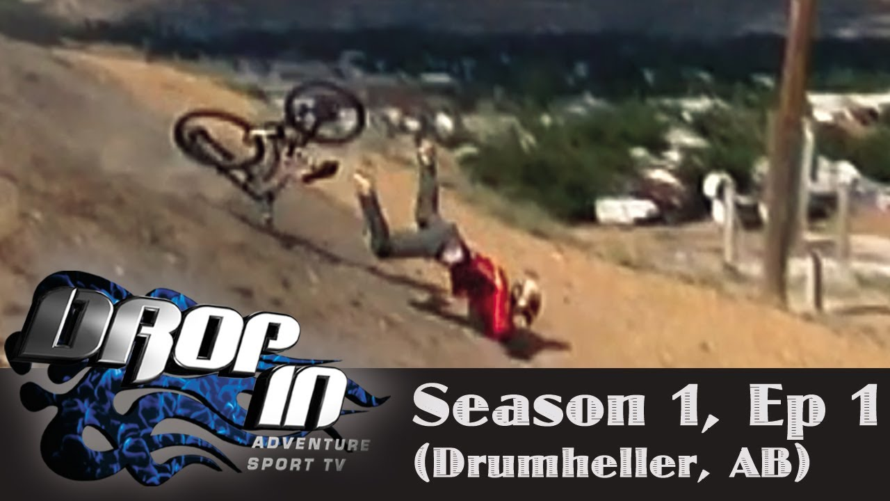Drop In Tv Season 1 Ep 1 The Original Mountain Bike Tv Series