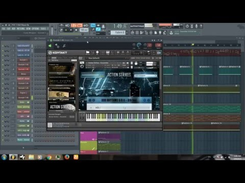 Pirates of The Caribbean Theme ( He's a Pirate ) Orchestral Cover in FL Studio