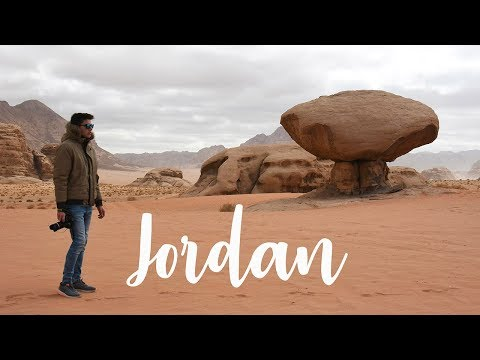 JORDAN 2018 | Travel Video