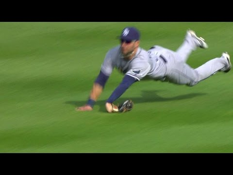 TB@DET: Kiermaier leaves game after fracturing hand