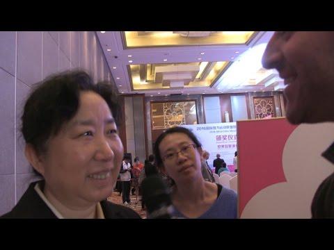Interview with Chen Zelan - IMSA Vice-President